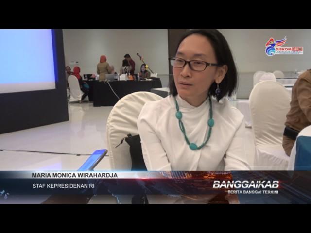 Wawancara Maria Monica Wirahardja Staf Khusus Kepresidenan RI Deputi III Bidang Kesehatan