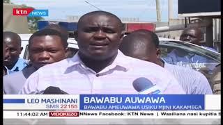 Seneta Malala ataka mabadiliko idara ya polisi Kakamega kufuatia msururo wa mauaji