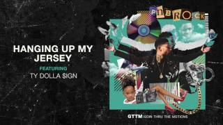 Hanging Up My Jersey (Audio) - PnB Rock (Video)