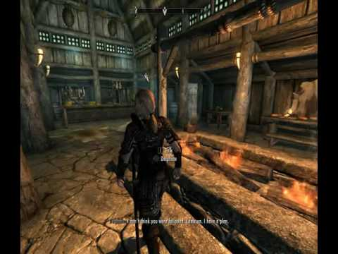 The Elder Scrolls V Skyrim Walkthrough - Paul's Gaming - Skyrim