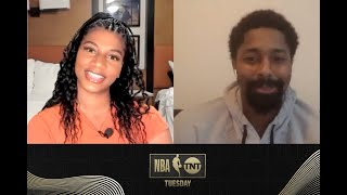 Orlando Journals: Taylor Rooks Shares Her Experience on the NBA Campus  | NBA on TNT Tuesday