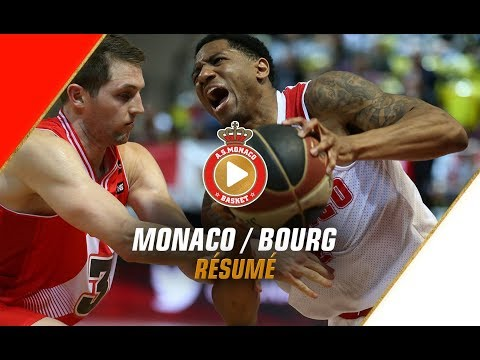 Jeep Elite — Monaco 85 - 74 Bourg — Highlights