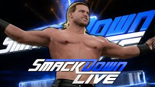 WWE 2K16 Creations: SmackDown LIVE 2016 Arena! (PS4)
