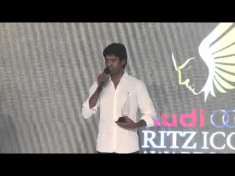 Soori - AUDI RITZ ICON AWARDS (Chennai Edition) - 2014