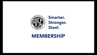 Join AISC Membership