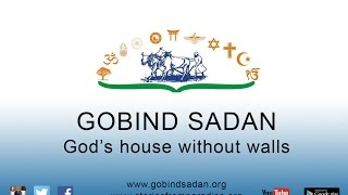 House of God without walls—Gobind Sadan