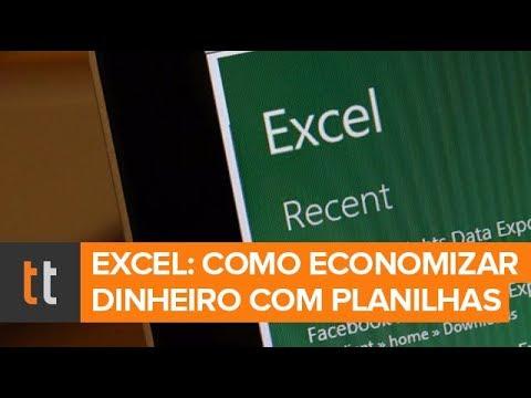 Planilhas prontas do Excel para economizar em viagens