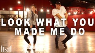 "TAYLOR SWIFT - ""Look What You Made Me Do"" Dance | Matt Steffanina ft AC Bonifacio"