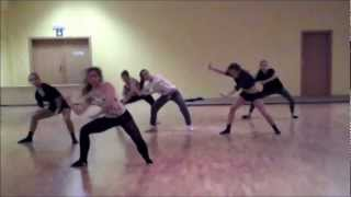 STARS - Going going gone choreography