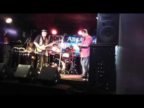 You Kissed Me On My Soul - The Cruisers - Arcadia Blues Club