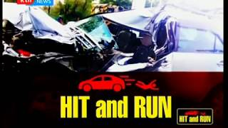 Impunity On The Run : Hit and run increases  on in our roads