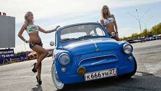 Турбо Тюнинг авто ЗАЗ 965 ретро автомобили,легковые автомобили.Turbo ZAZ 965. Tuning.