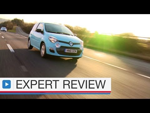 Renault Twingo car review