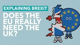 Does the EU Really Need the UK? - Brexit Explained