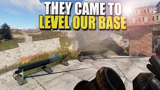 THEY CAME TO LEVEL OUR BASE - AVIATION (Part 7/7)