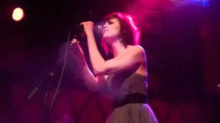 "Anna Nalick performs ""Words"" from her new EP live in NYC!"