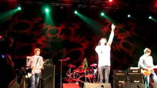 The Charlatans - Can't Get Out Of Bed (Bangkok 19/11/10)