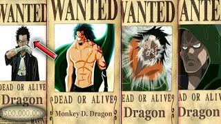 Dragon's Evolution Bounty From The Start Until The End Of One Piece - Chapter 931+