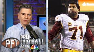 PFT Overtime: Washington Redskins, Trent Williams saga getting ugly | Pro Football Talk | NBC Sports