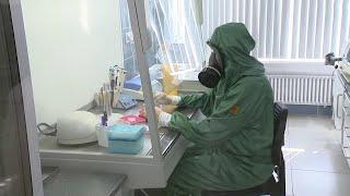 Разработана отечественная система, которая за полтора часа дает ответ о наличии коронавируса.