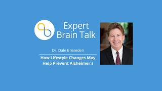 How Can Lifestyle Changes May Help Prevent Alzheimers? | Brain Talks | Being Patient
