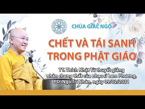 Chết và tái sanh trong Phật giáo