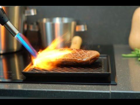 Hendi creme brulee brander - ideaal voor sous-vide!