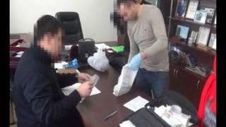 Подполковник управления МВД в Актобе задержан при получении взятки