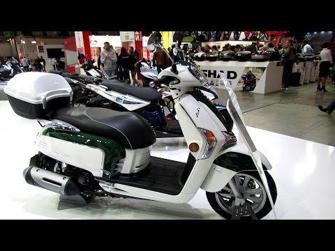 2014 Kymco Like 200i Scooter Walkaround