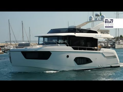 [ENG] ABSOLUTE NAVETTA 48 – Motor Yacht Review –  The Boat Show