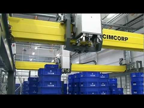 <p><span>Cimcorp's gantry robots operate as a sorting and buffering storage at mail centers<br /></span></p>