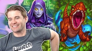(Hearthstone) Recklessly Experimenting With Quest Priest
