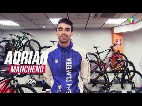 Info-38: Adrián Mancheño, triatleta del Proyecto TeamClavería para la temporada 2018. TeamClaveria Files 02/2018