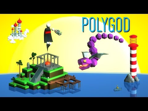 POLYGOD - Game-Play on Nintendo Switch