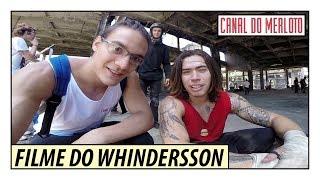 BASTIDORES FILME DO WHINDERSSON NUNES: A PLACA DE RUBI - A CHIBATADA FINAL