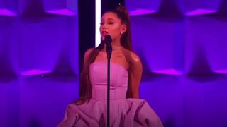 Ariana Grande - Thank U, Next performance at Billboard woman in music event