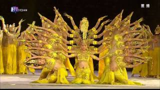 Video : China : Dance - The Thousand Hand Guan Yin - video