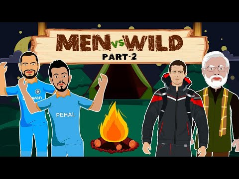 Man vs Wild Spoof With Bear Grylls And PM Modi   Discovery India   #ManvsWild #PMModiOnDiscovery