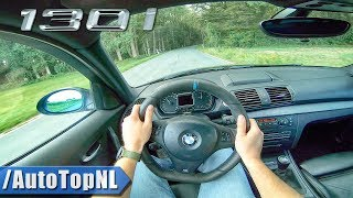 2005 BMW 1 Series 130i 3.0 i6 E87 POV Test Drive by AutoTopNL