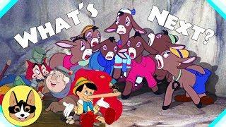 What Happened To The Talking Donkeys?  |  Disney's Pinocchio Analysis