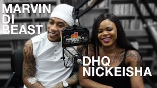 Marvin Di Beast & DHQ Nickeisha on: their relationship, Spice & DHQ Sher/Renee 6:30 rift