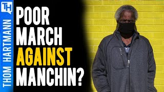 Secret Voter Suppression Plot Exposed by March on Manchin (w/Pam
