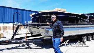 tritoon boat trailer - मुफ्त ऑनलाइन वीडियो