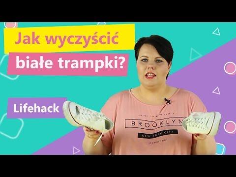 Jak wyczyścić białe trampki | Twoje DIY #17