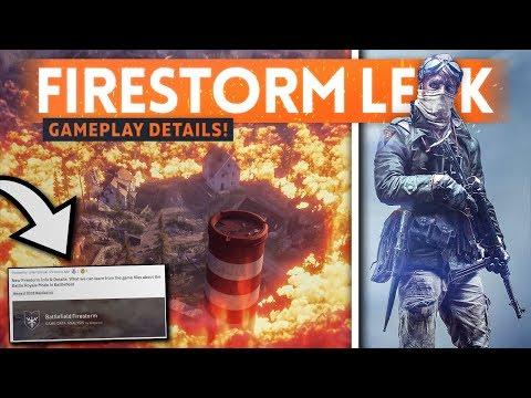 Download NEW LEAKED FIRESTORM GAMEPLAY DETAILS