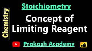Limiting Reagent Concept