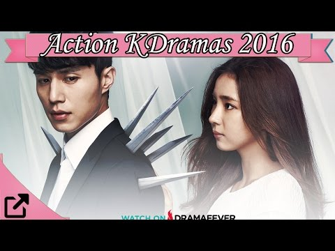 Top 25 Action Korean Dramas 2016 (All The Time)