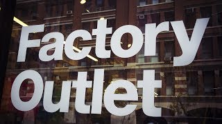 Are Outlet Stores a Waste of Time and Money