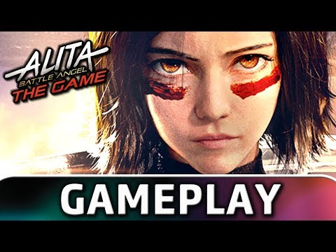 Alita: Battle Angel - The Game | First 15 Minutes | Android/iOS