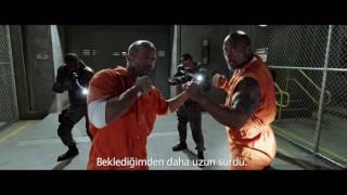 Hızlı ve Öfkeli 8 Türkçe Altyazılı İlk Fragman